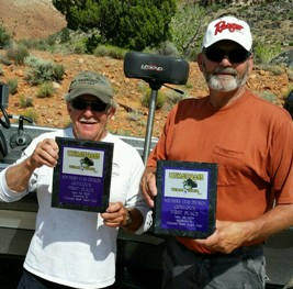 Baker and Elwood 1st at Gunlock 10.58 lbs.